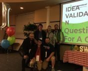 Questions for a Cause at Techstars Startup Weekend in Columbia, MO